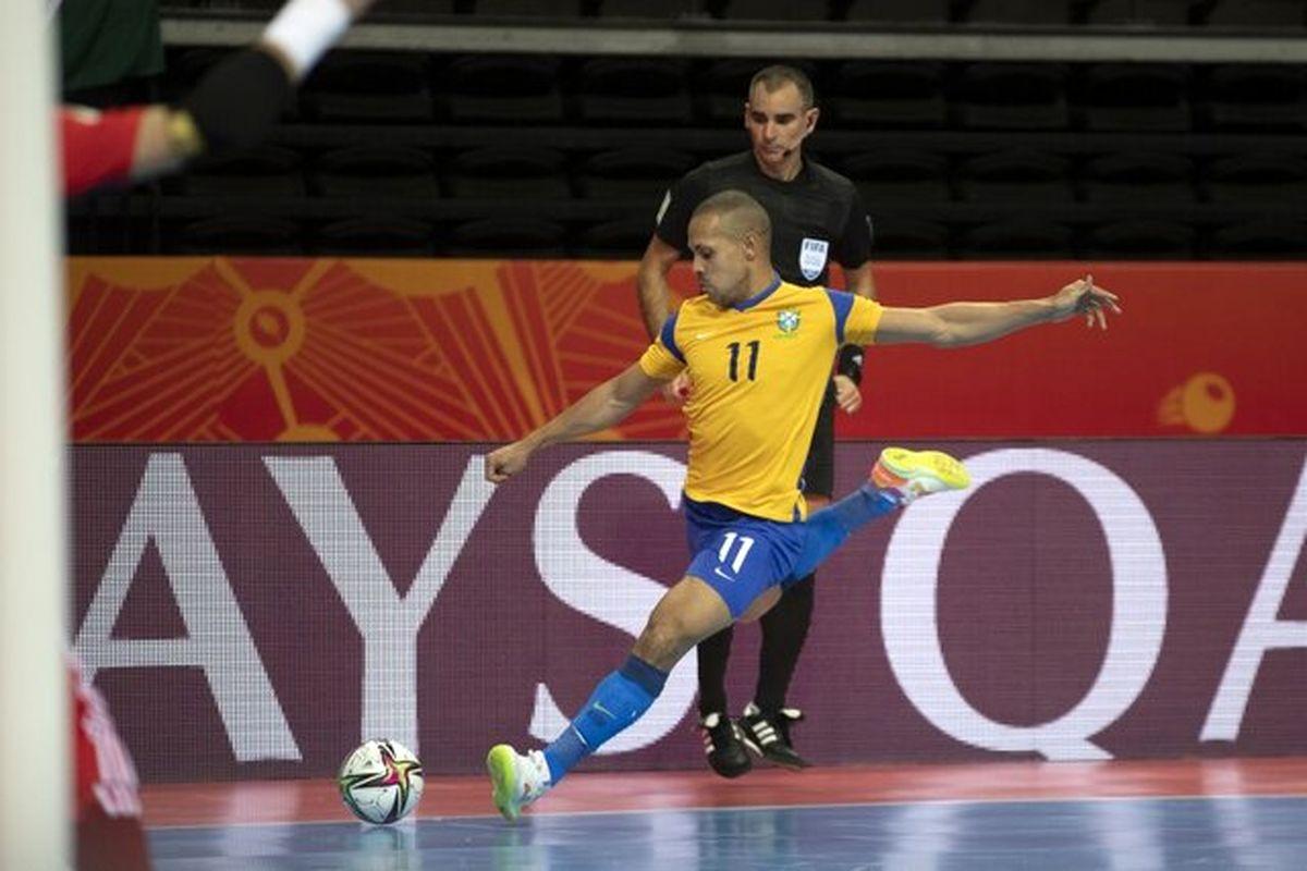آقای گل جام جهانی فوتسال معرفی شد