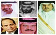 افزایش تنش میان عربستان، امارات و بحرین با قطر در آستانه دیدار با ترامپ
