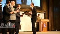 گزارش تصویری/ کسب تندیس زرین و جایزه ملی مدیریت ایران توسط شهرداری کرمانشاه