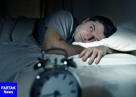 ۱۰ عامل اختلال در خواب