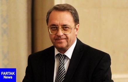 نماینده پوتین با هیاتی از حماس رایزنی کرد