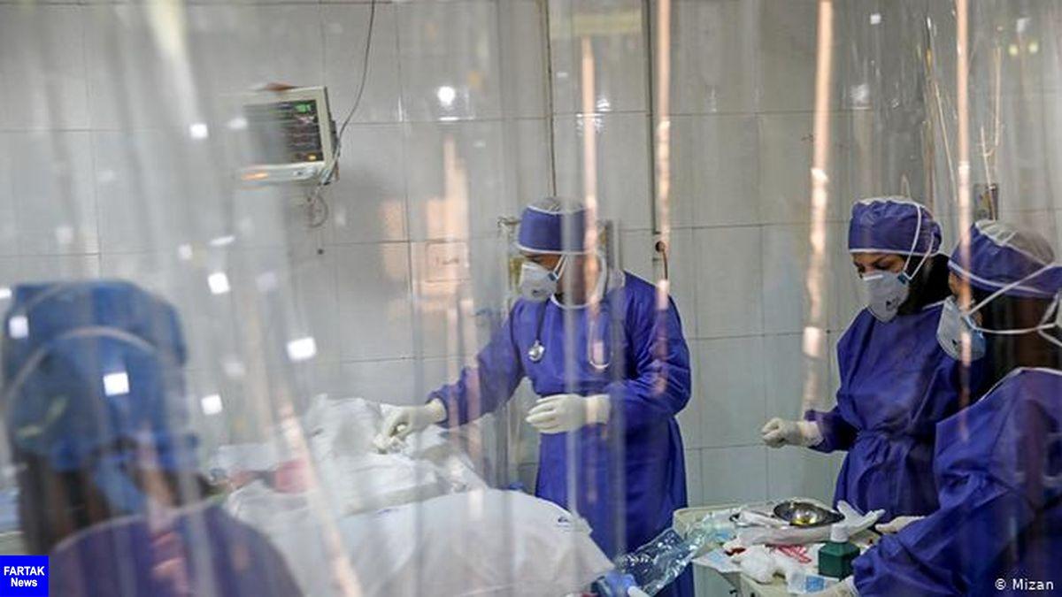 کرونا در ایران/  ۲۱ هزار و ۱۱۴ بیمار جدید شناسایی شدند