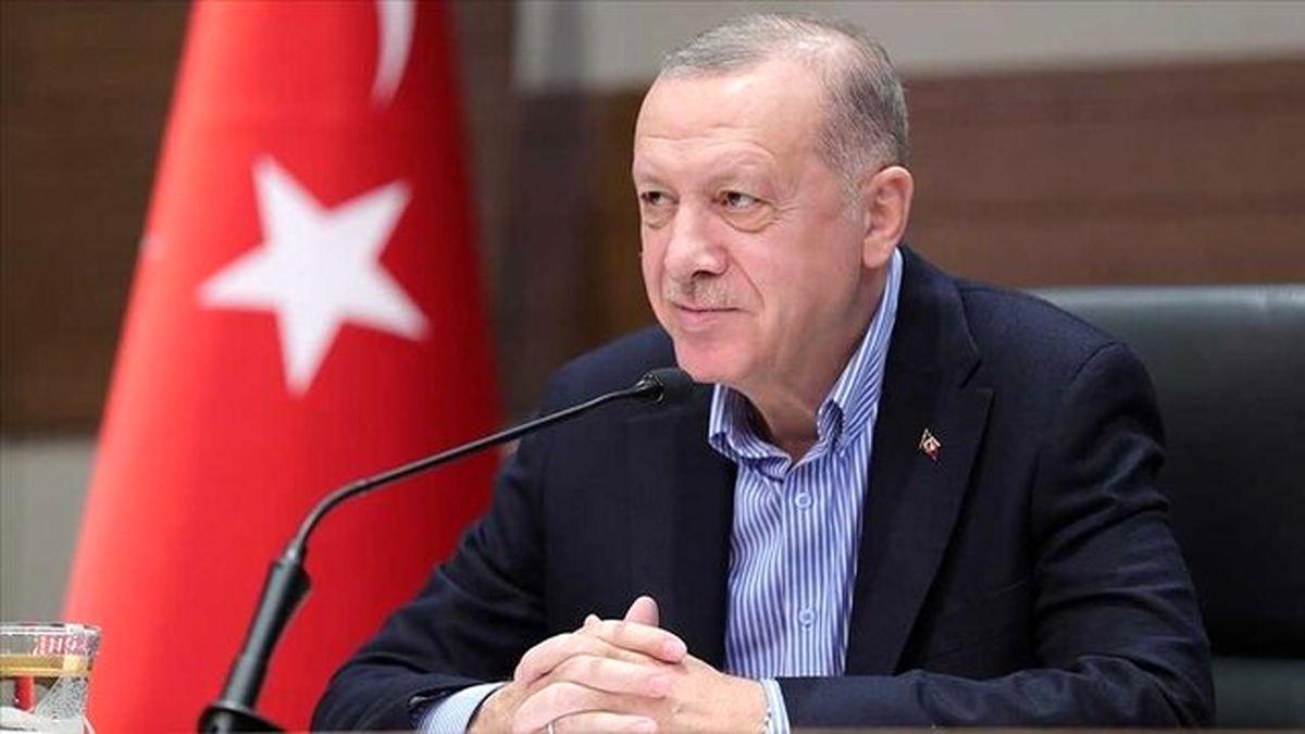 درخواست رئیس جمهور ترکیه از آمریکا