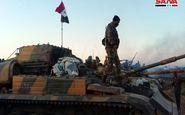 درگیری شدید ارتش سوریه و «جبهه النصره» در حومه «لاذقیه»