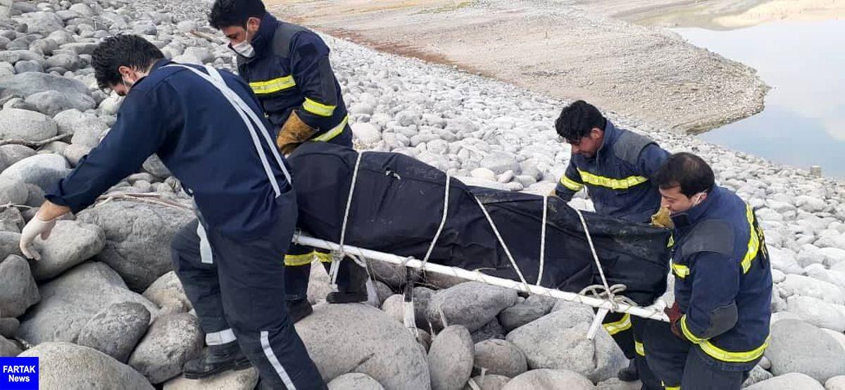 کشف جسد جوانی در تالابهای پلدختر