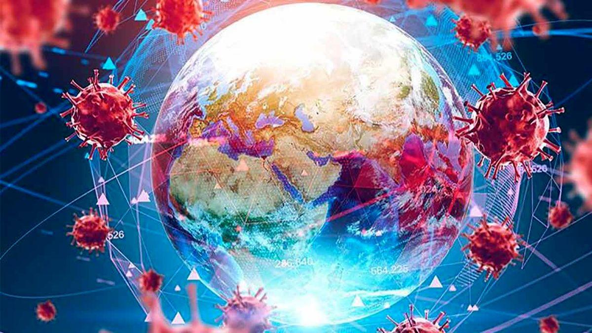 پنجشنبه 8 آبان  تازه ترین آمارها از همه گیری ویروس کرونا در جهان