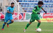 ترکیب تیم فوتبال ماشینسازی در دیدار با ذوبآهن مشخص شد