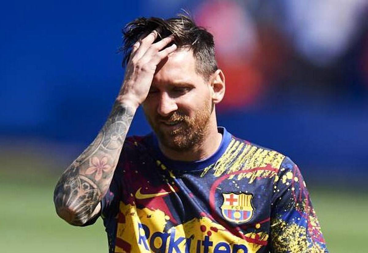 احتمال ماندن مسی در بارسلونا ۹۰ درصد است