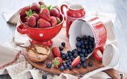علائم افسردگی را با 6 خوراکی خوش رنگ کاهش دهید