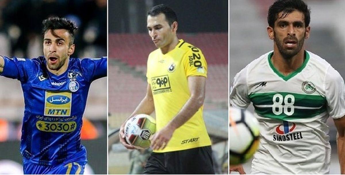 سه بازیکن لیگ برتری در فهرست سرمربی تراکتورسازی