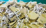 17 هزار عدد ماسک قاچاق در کرمانشاه کشف شد