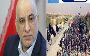 نصب و راه اندازی وای فای شرکت مخابرات ایران برای خدمات رسانی به زوار اربعین حسینی در پایانههای مرزی