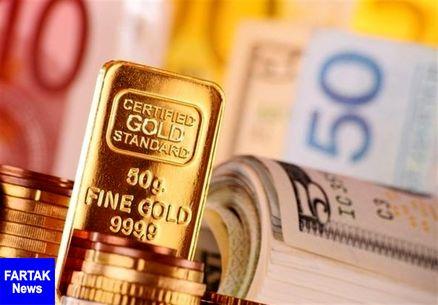 قیمت طلا، قیمت سکه و قیمت ارز امروز ۹۷/۱۰/۲۲
