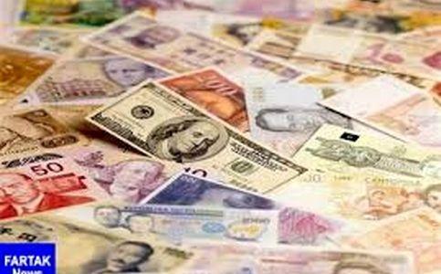 نرخ رسمی یورو و پوند افزایش یافت/ تثبت نرخ دلار