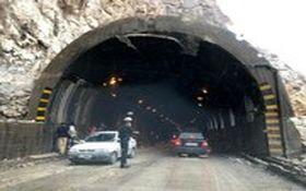 انفجار و ریزش تونل آزادراه تهران شمال