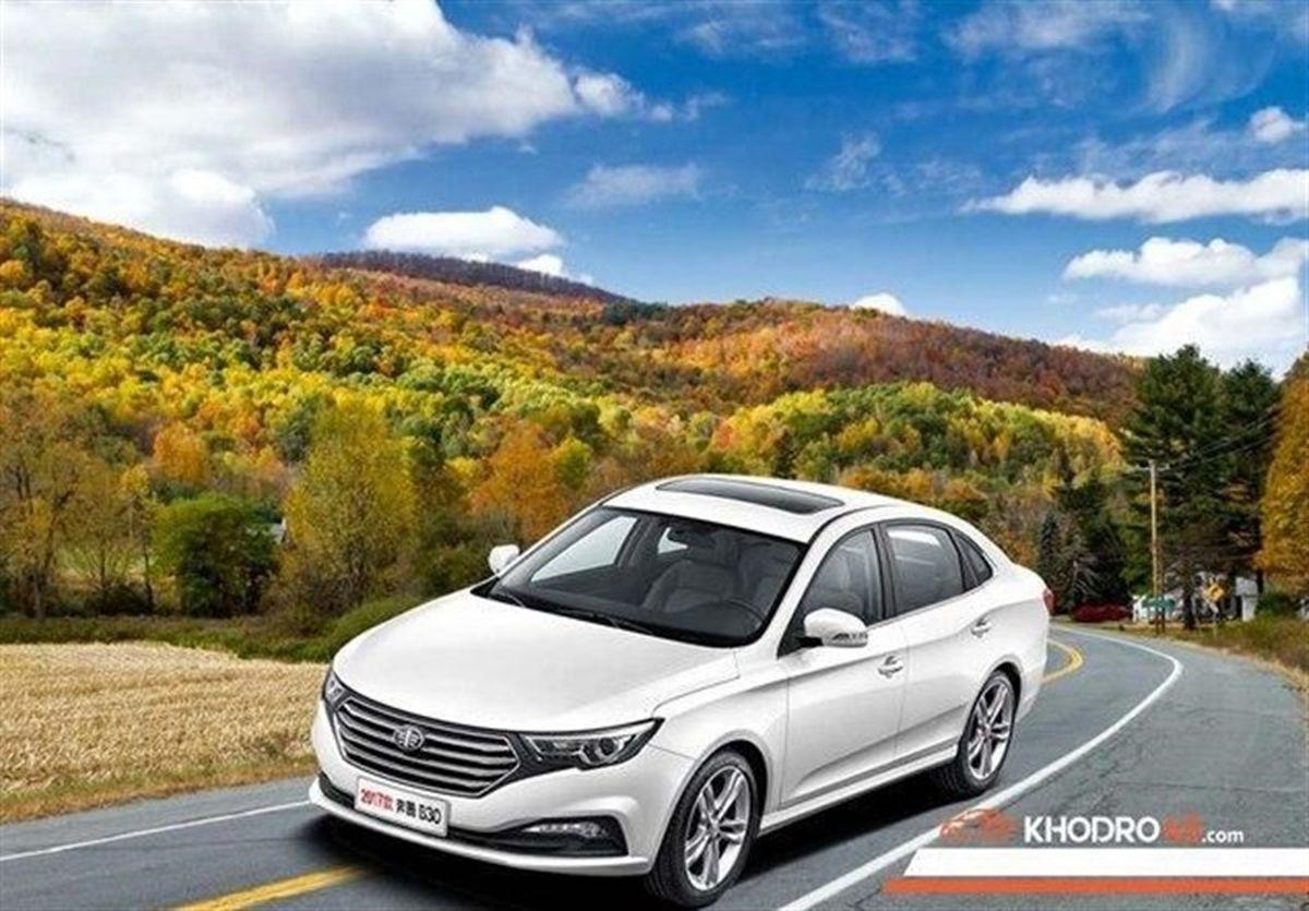 فروش فوری فاو بسترن B۳۰ کارکرده در بازار با خودرو۴۵