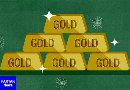 قیمت جهانی طلا امروز ۱۳۹۷/۰۴/۲۲