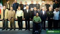 اختصاصی/ گزارش تصویری از نشست فعالان اقتصادی با سردار بهمن ریحانی فرمانده سپاه نبی اکرم(ص)