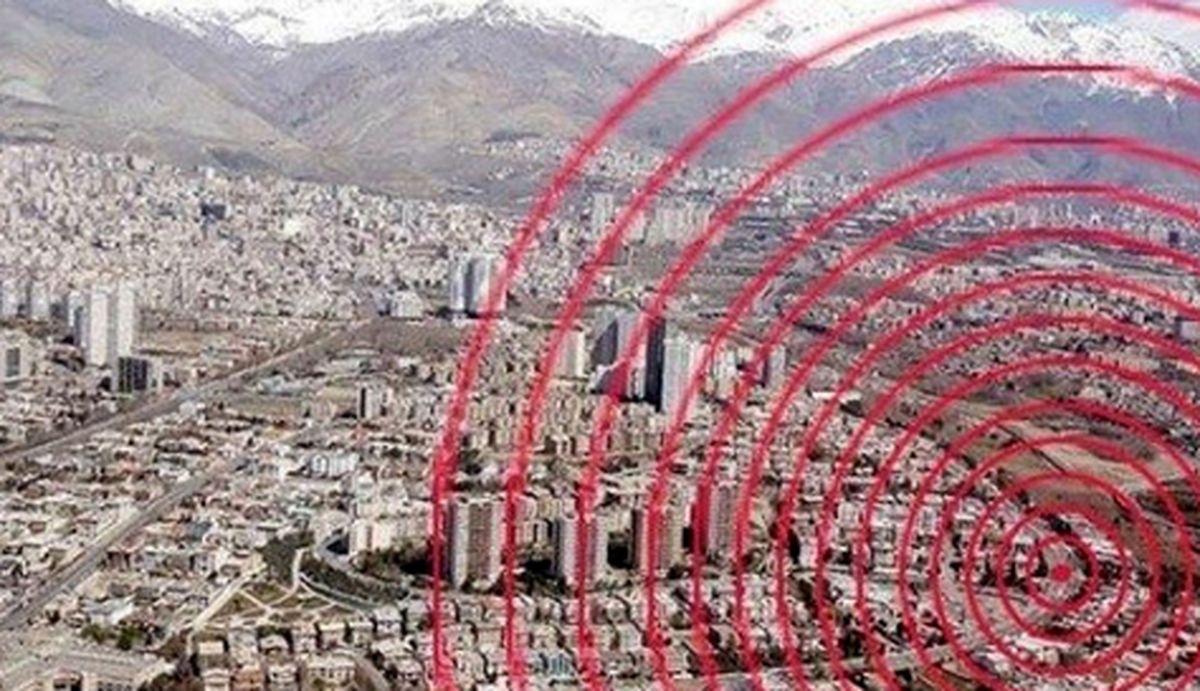 زمین لرزه شدید در مشهد