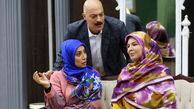 علی صادقی مقابل دوربین سریال پلاک 13