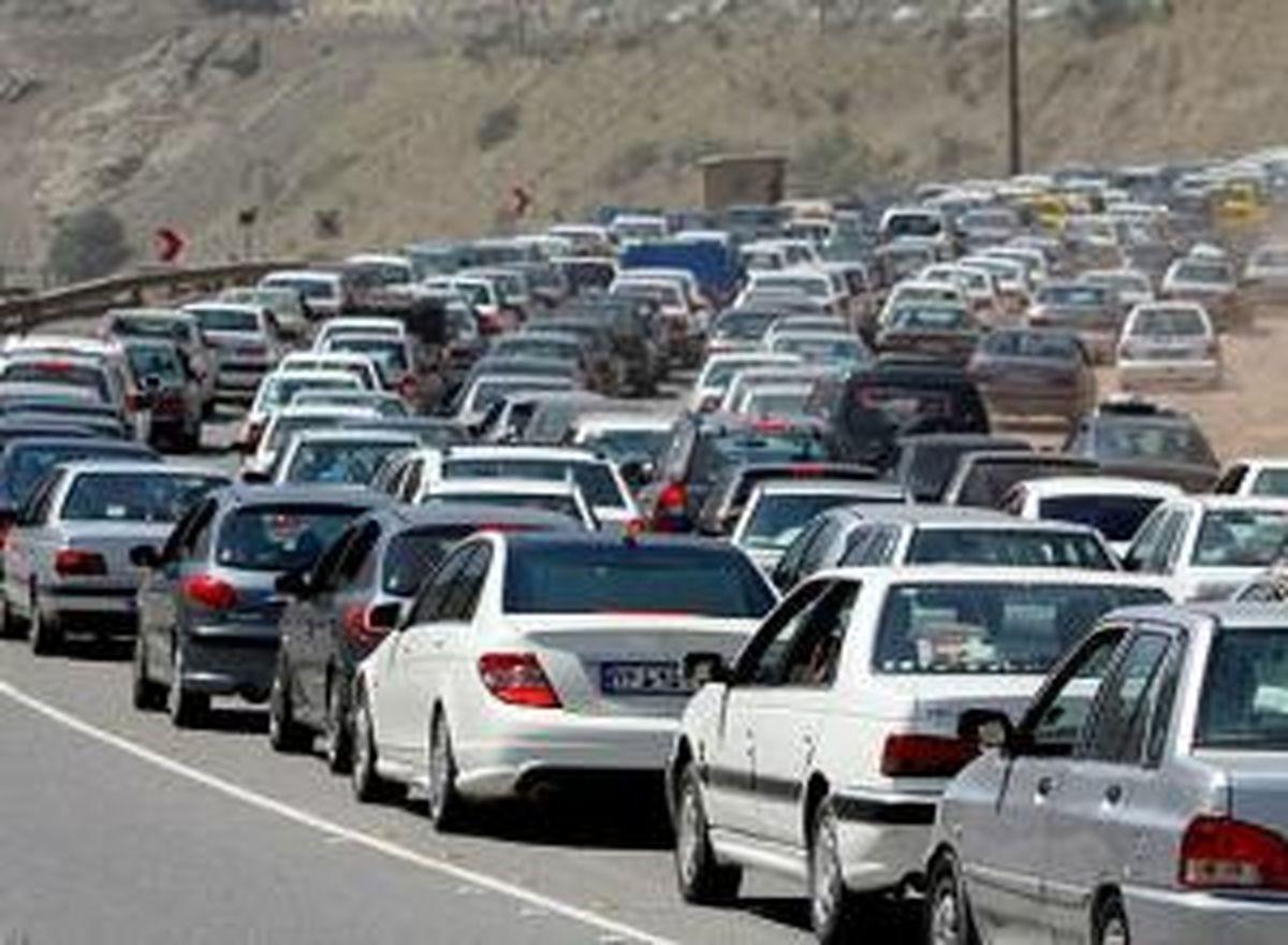 محدودیتهای ترافیکی محورهای مازندران در ایام نوروز