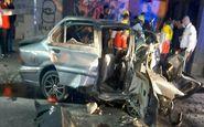 واژگونی سمند در محور داران- تیران 5 کشته و مصدوم برجای گذاشت