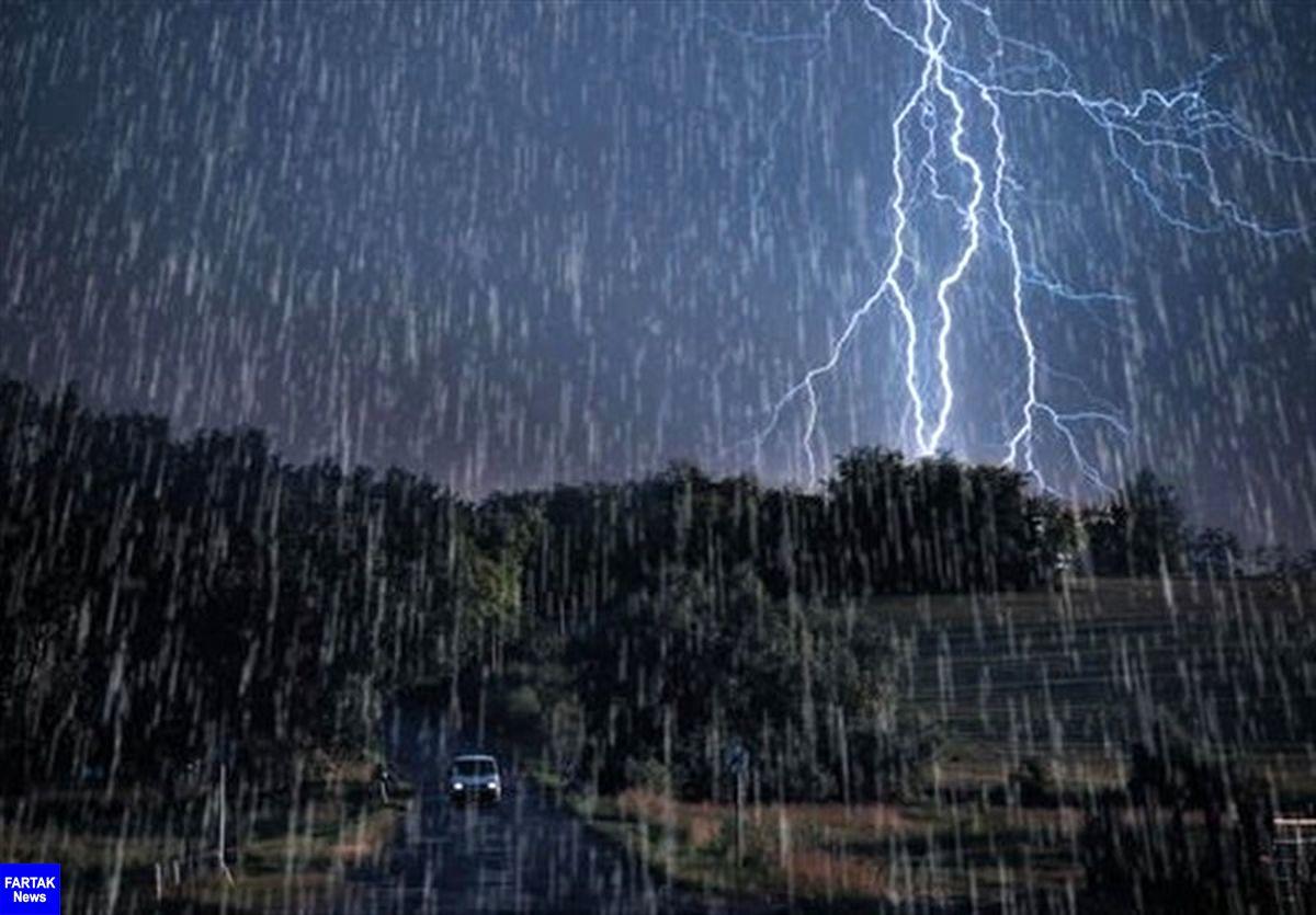 بارشهای امسال بیش از ۴۲درصد کم شد