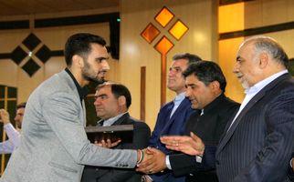 تجلیل از قهرمانان کرمانشاهی در بازیهای آسیایی جاکارتا