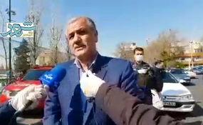 ضدعفونی تجریش تا راهآهن /شهرداری تهران در خط مقدم مبارزه با کرونا