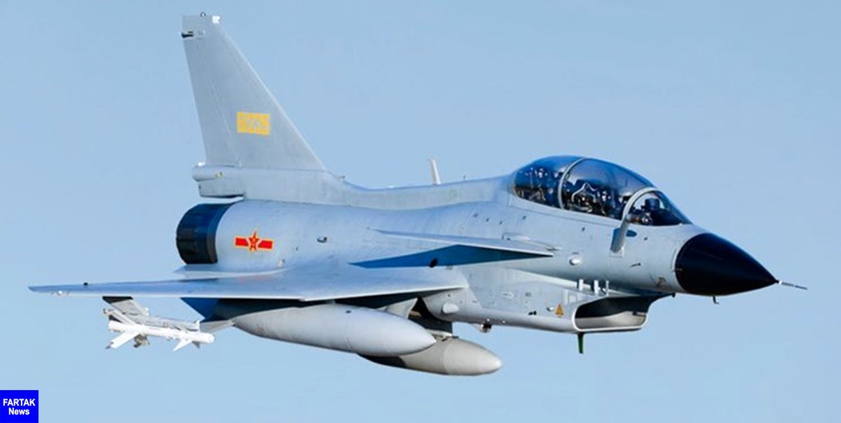 تشدید تنشها؛ ورود 15 هواپیمای نظامی چین به حریم پدافند هوایی تایوان