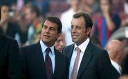 برقراری صلح بین دو رئیس سابق بارسلونا