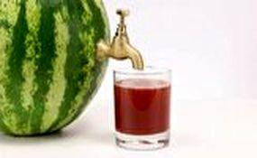 ترفندهای جالب برای سرو هندوانه