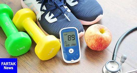 تأثیر فعالیت بدنی بر دیابت