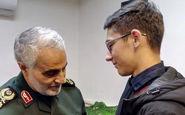روایت سردار سلیمانی از دیدار با جوانترین استاد فیده شطرنج ایران + فیلم