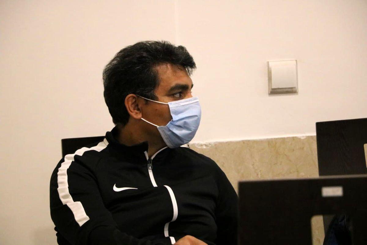 سرمربی نود ارومیه با انتشار پستی ایسنتاگرامی استعفا داد!
