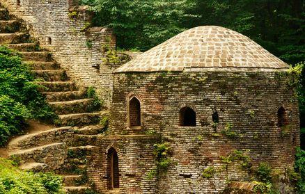 قلعه های شگفت انگیز ایرانی