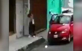آدم ربایی ناموفق در مکزیک