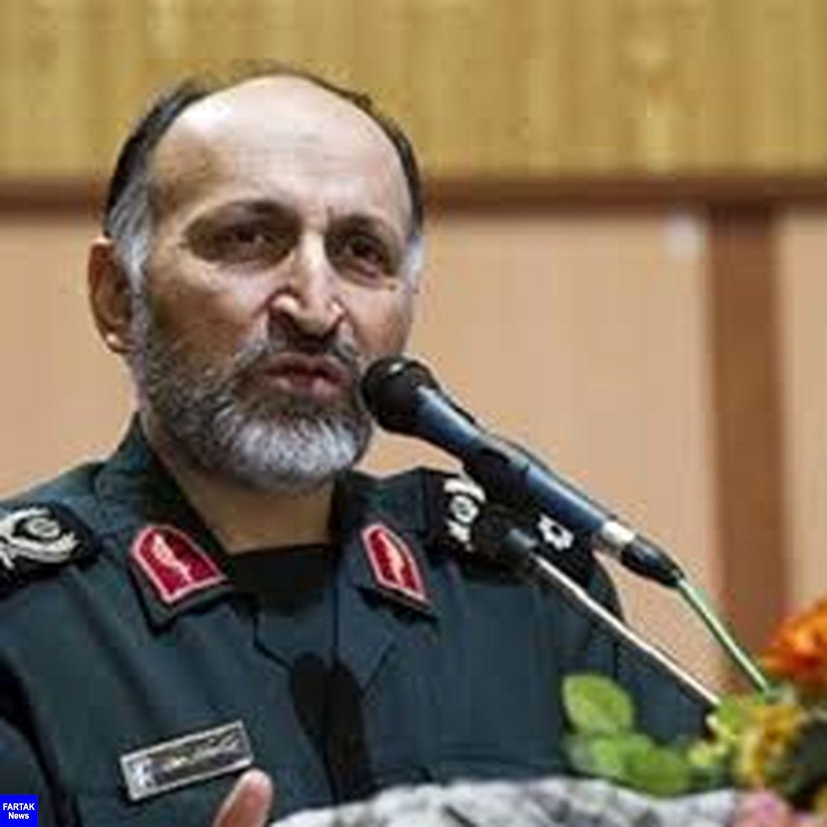 سردار حجازی: شمار موشکهای نقطه زن حزبالله بیش از تصور اسرائیلیهاست