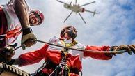 دو شهروند مفقود شده در کوه های دهلران نجات یافتند
