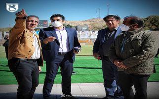 نماینده سازمان لیگ: شرایط استادیوم شهید زینلی فوقالعاده است