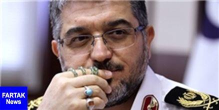 «سردار حسینی» رییس پلیس راه راهور ناجا شد