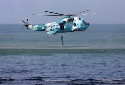 تکاوران نیروی دریایی ارتش به چین اعزام شدند