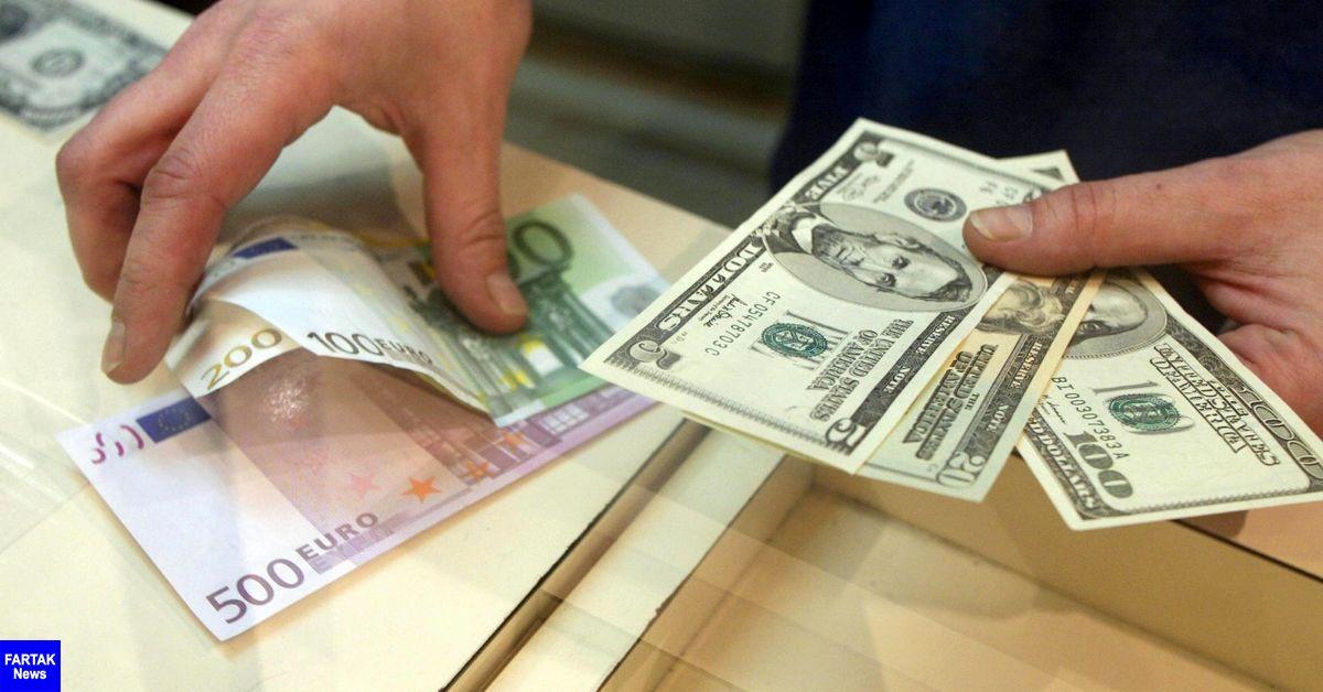 کاهش ۶۲۶ تومانی نرخ دلار