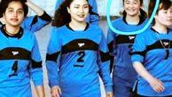 طالبان سر والیبالیست زن افغان را برید