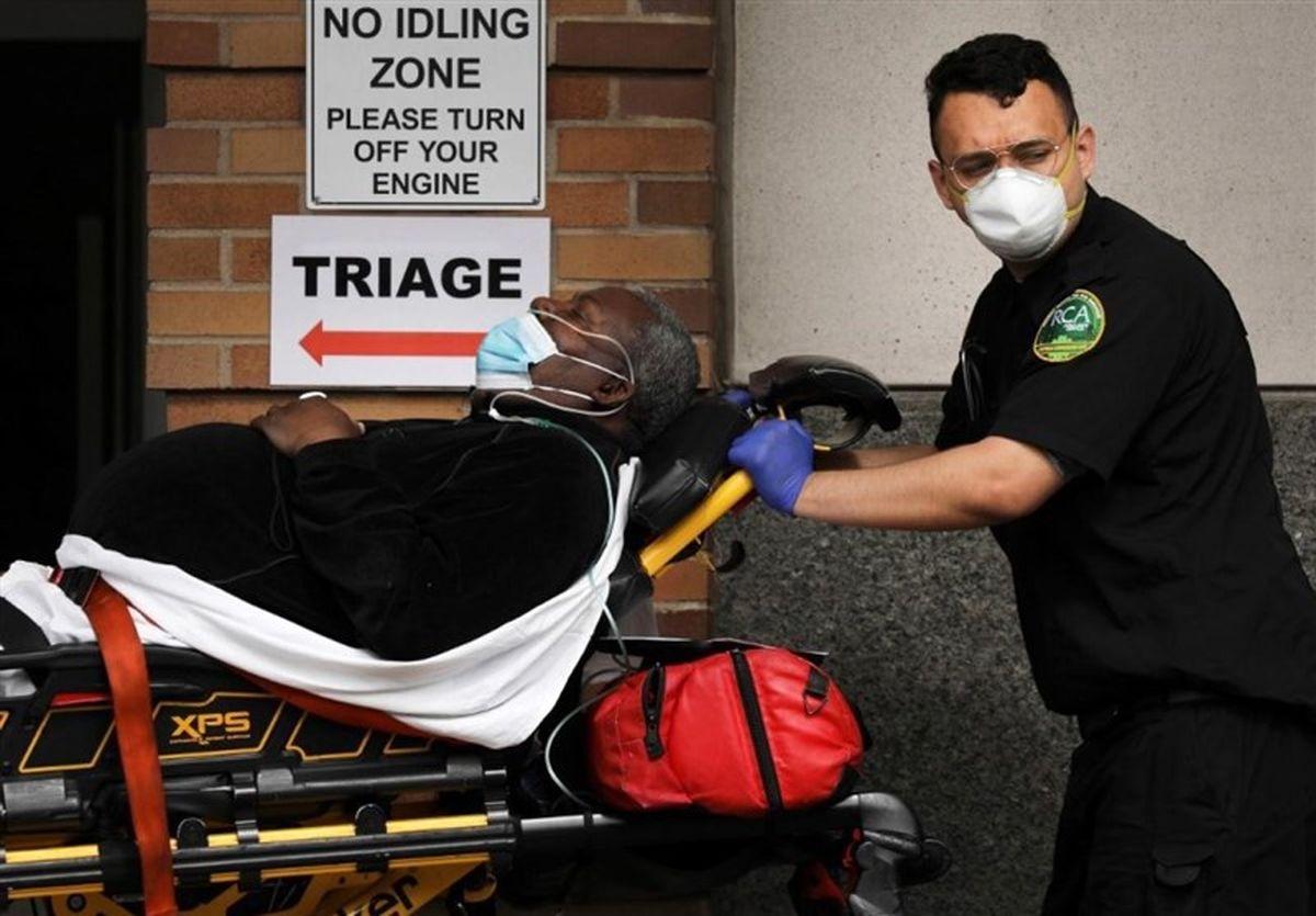 پیش بینی فوت هزاران آمریکایی دیگر بر اثر کرونا تا اواسط ماه آینده