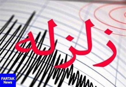 زلزله ۴.۱ ریشتری حوالی قصر شیرین را لرزاند
