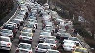 ترافیکی روان در جادهها بجز محور کرج-تهران