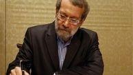 لاریجانی درگذشت امیر کویت را تسلیت گفت