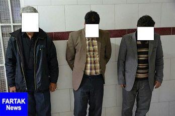 باند کلاهبرداری در نیشابور متلاشی شد