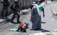 درگیری نیروهای اسرائیلی با فلسطینیان/ ۴۷ فلسطینی زخمی شدند